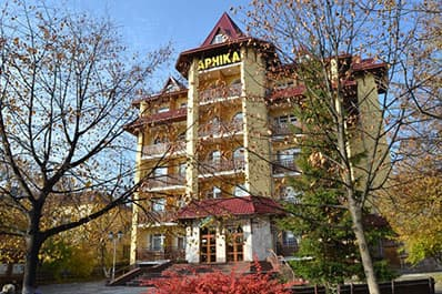 Санаторий «Арника» Трускавец  Фото №38
