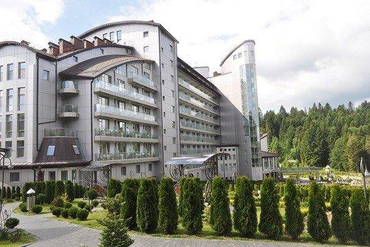Отель «Три Cиний и Дочь 5 *» Сходница Фото №19