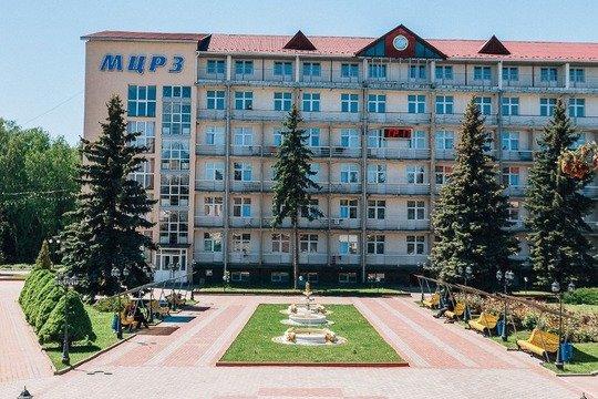 Санаторий «Железнодорожников» Хмельник Фото №17