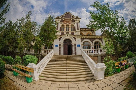 Санаторій «Куяльник» Одеса Фото №3