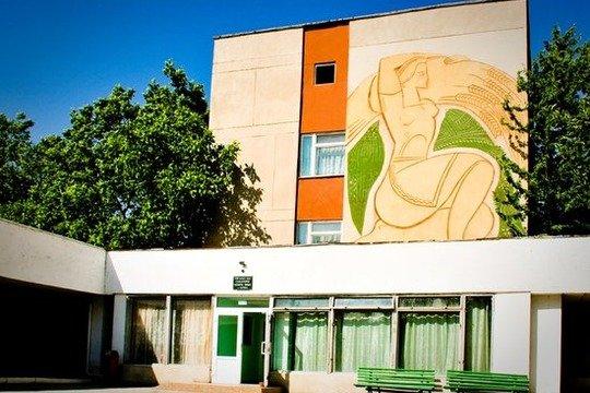 Санаторій «Золота Нива» Сергіївка Фото №12