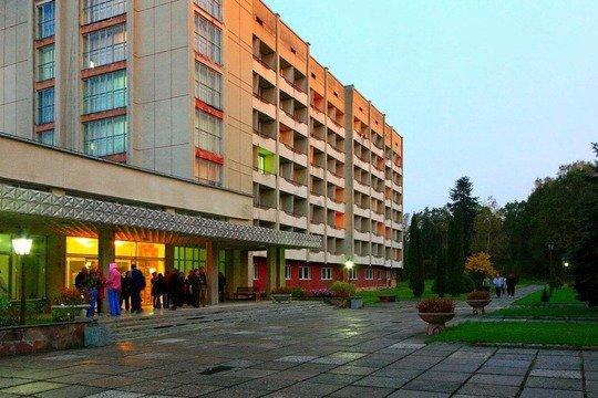 Санаторий «Моршинский» Фото №52