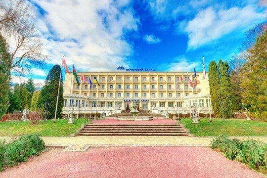 Санаторий «Мраморный Дворец» Моршин Фото №62