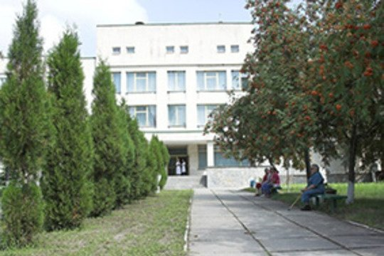 Санаторий «Великий Луг» Запорожье Фото №13