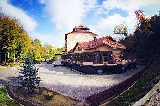 Санаторий «Сольва» Поляна Фото №6