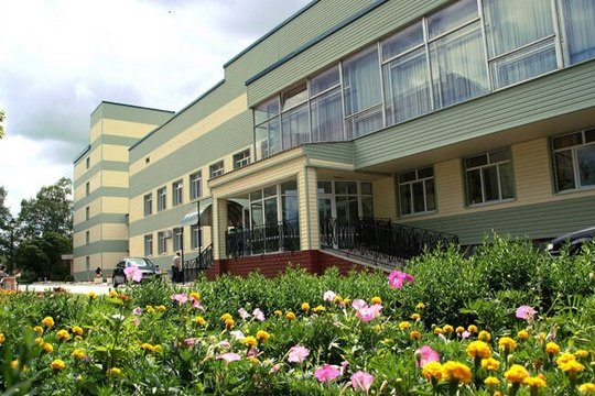 Санаторий «Березовый гай» Миргород  Фото №23