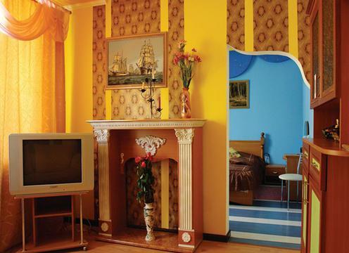 Санаторій «Роща» Пісочин VIP 2-кімнатний Фото №2