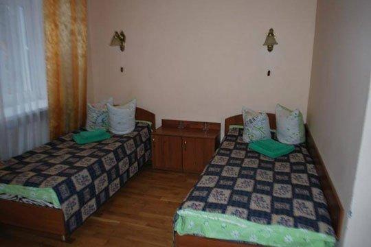 Санаторий «Украина» Ворзель  Двухместный стандарт Фото №1