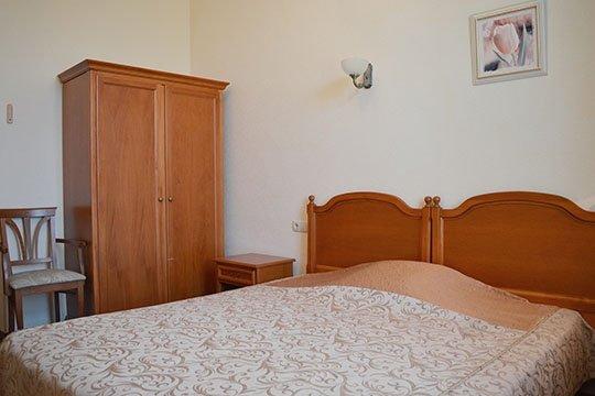 Санаторий «Конча-Заспа» Киев Одноместный улучшенный Фото №2
