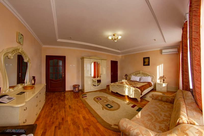 Санаторій «Карпати» Трускавець 4-кімнатні Апартаменти Фото №3
