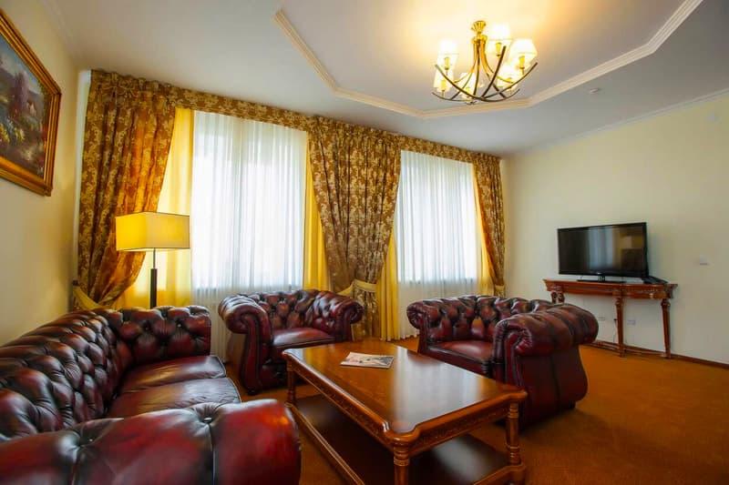 Санаторій «Карпати» Трускавець 4-кімнатні Апартаменти Фото №4