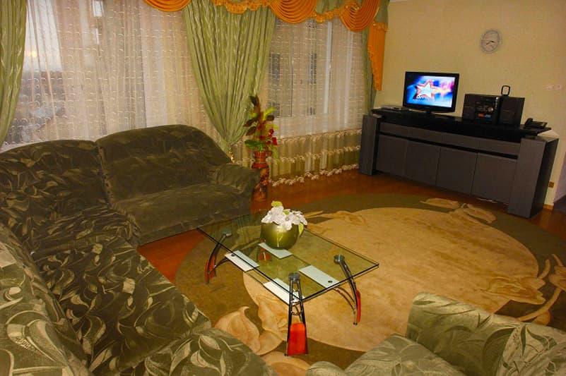 Санаторий «Карпаты» Трускавец 4-комнатные Апартаменты Фото №8
