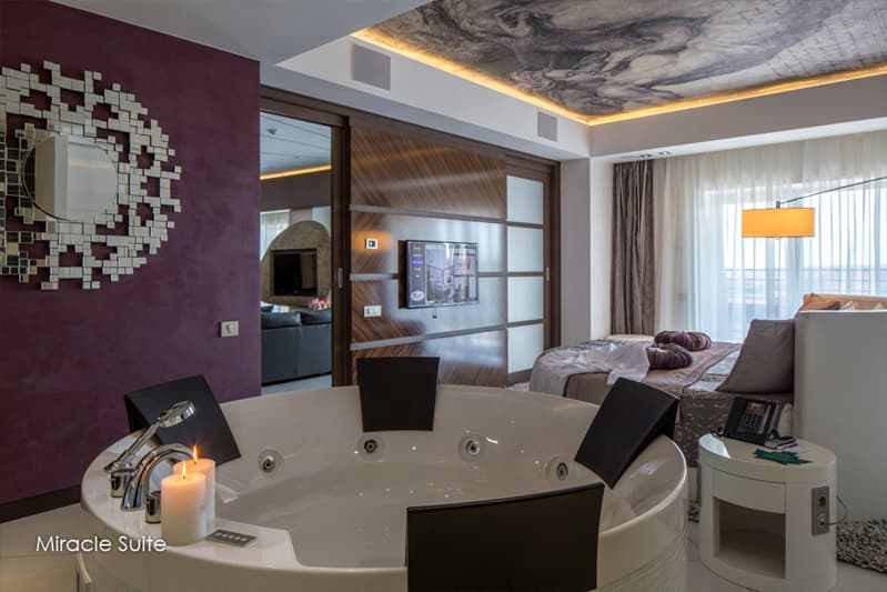 Отель «Миротель» Трускавец Miracle Suite Фото №9