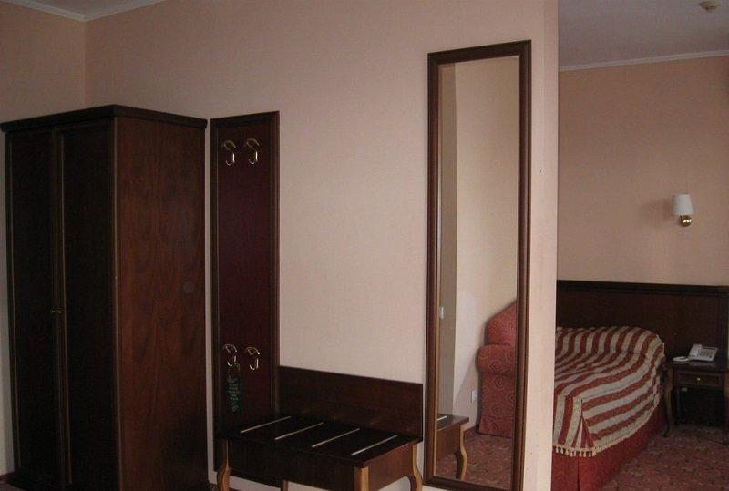 Санаторій «Женева» Трускавець  Однокімнатний Люкс (Executive Suite) Фото №2