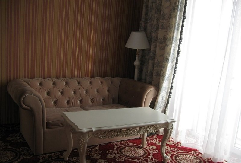 Санаторий «Женева» Трускавец Двухкомнатный люкс (De Luxe Suit) Фото №2