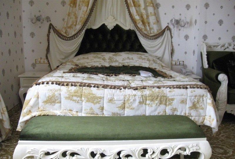 Санаторій «Женева» Трускавець  VIP-Однокімнатний (VIP- Suite) Фото №4