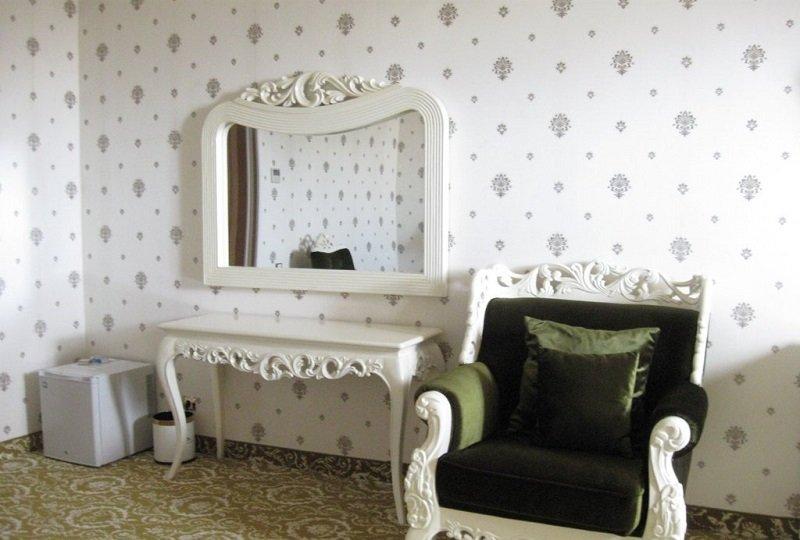 Санаторій «Женева» Трускавець  VIP-Однокімнатний (VIP- Suite) Фото №1