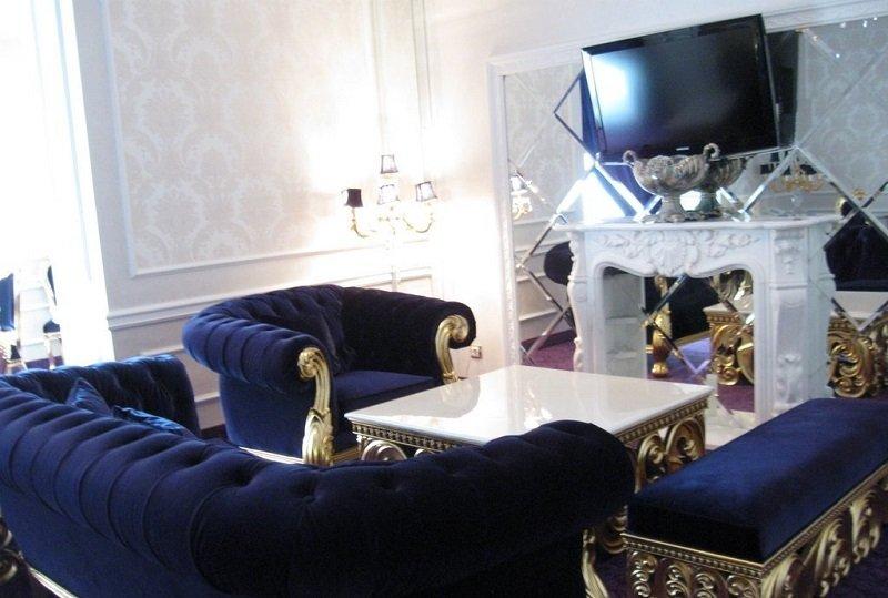 Санаторій «Женева» Трускавець  Двокімнатний Представницький VIP Фото №2