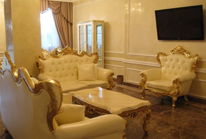 Санаторій «Женева» Трускавець  Президентські Апартаменти (Presidential Suite)   Фото №1