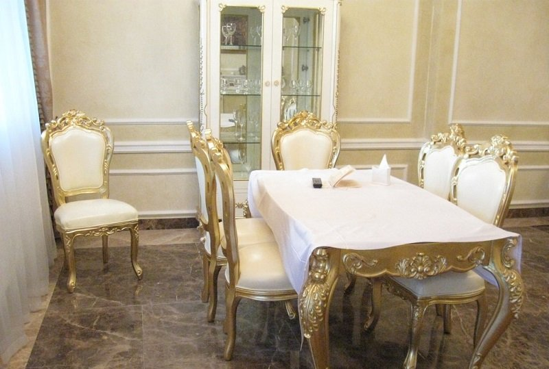 Санаторій «Женева» Трускавець  Президентські Апартаменти (Presidential Suite)   Фото №8