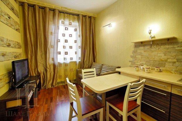 Санаторий «Шале Грааль» Трускавец Двухкомнатный Апартаменты (Comfort Apart) Фото №4