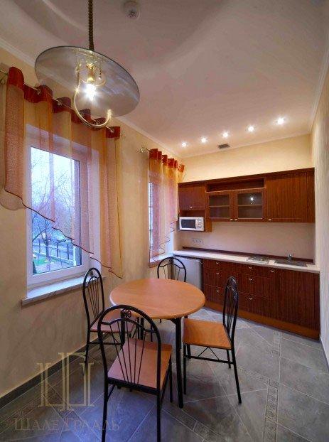 Санаторий «Шале Грааль» Трускавец Трехкомнатные апартаменты (Junior Suite Apart) Фото №4