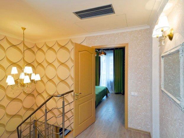 Санаторий «Шале Грааль» Трускавец Двухуровневые Апартаменты (Queen Suite Apart) Фото №3