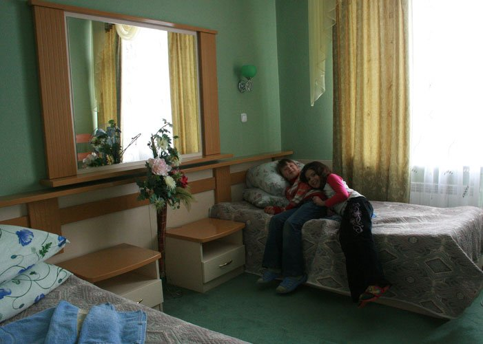 Санаторий «Шахтер» Трускавец Трехкомнатный номер Люкс Фото №4