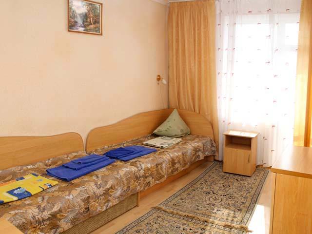 Санаторий «Молдова» Трускавец Двухместный номер Стандарт Фото №1