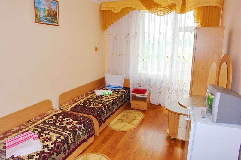 Санаторий «Молдова» Трускавец Двухместный номер Стандарт Фото №4
