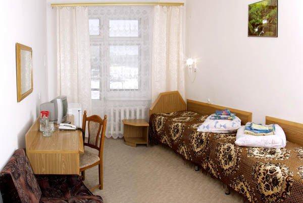 Санаторий «Жемчужина Прикарпатья» Трускавец  Двухместный стандарт Фото №1