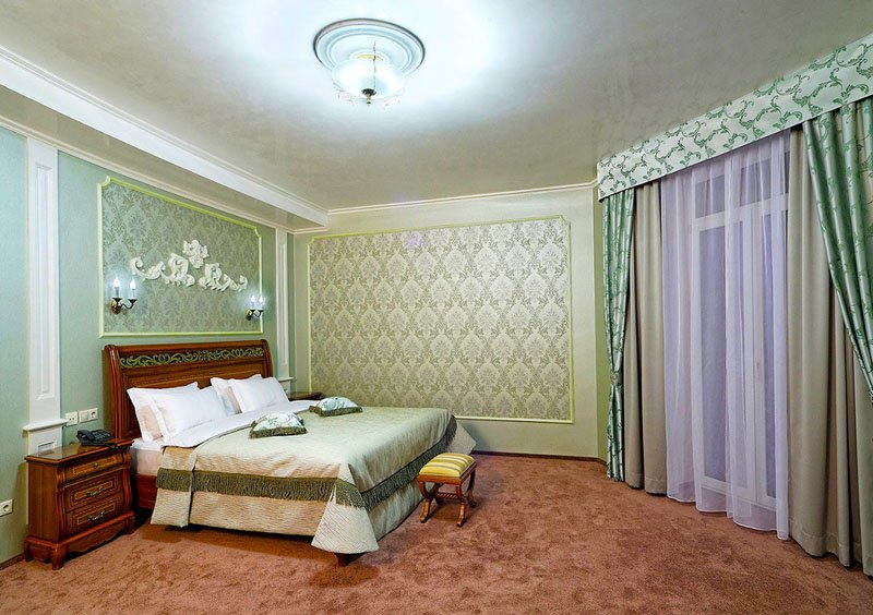Санаторий «Свитязь» Трускавец Апартаменты Фото №5