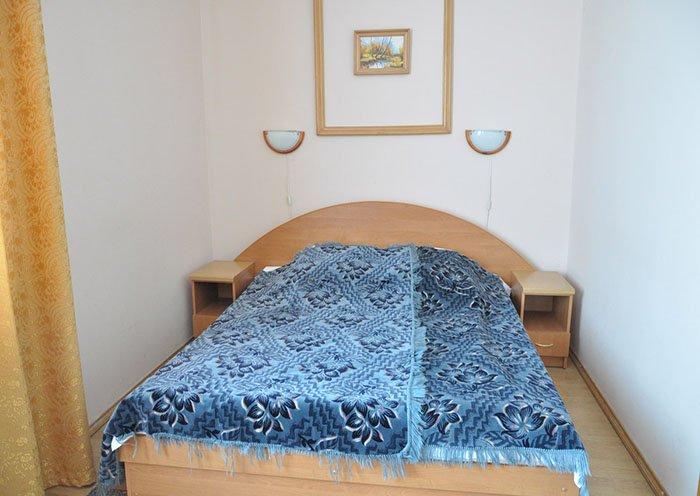 Санаторий «Хрустальный Дворец» Трускавец Двухкомнатный номер категории A, B (корпус №2) Фото №3