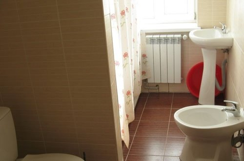 Санаторий «Трускавец» СБУ 3-комнатный 2-местный Дуплекс Фото №6