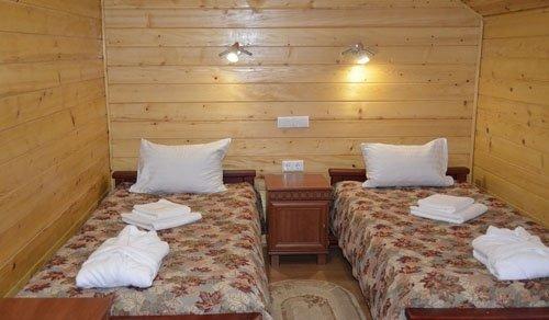 Санаторій «Вернигора» Модричі Standart twin / Стандартний номер з двома ліжками Фото №1