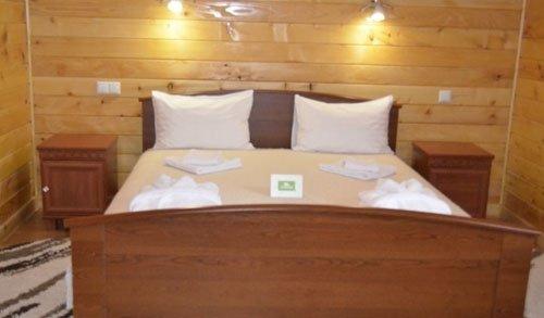 Санаторий «Вернигора» Модричи Standart double / Стандартный номер с двухместной кроватью  Фото №1