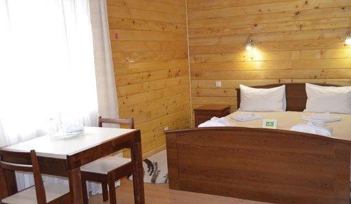 Санаторій «Вернигора» Модричі Standart double / Стандартний номер з великим ліжком Фото №5