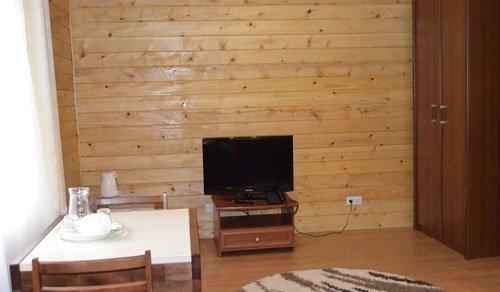Санаторій «Вернигора» Модричі Standart double / Стандартний номер з великим ліжком Фото №4