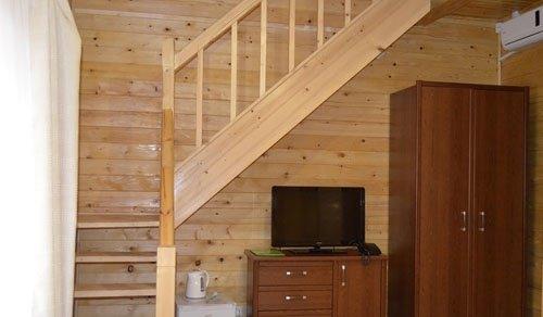 Санаторій «Вернигора» Модричі Duplex family room / Сімейний дворівневий номер Фото №4