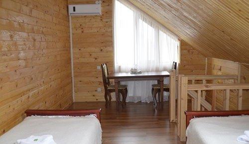 Санаторій «Вернигора» Модричі Duplex family room / Сімейний дворівневий номер Фото №5