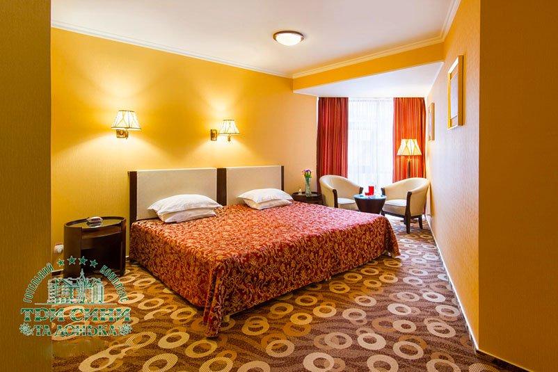 Готель «Три Cини та Донька 4 *» Східниця  Стандарт Покращеного Планування Преміум Фото №2