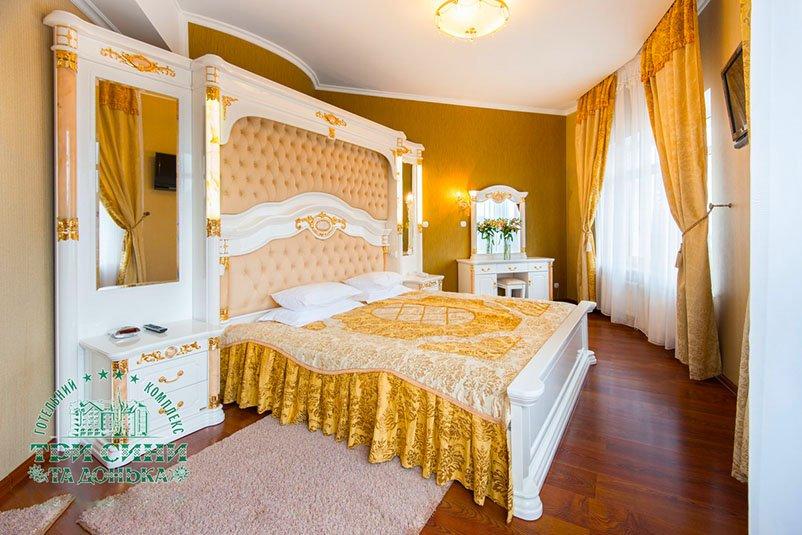 Готель «Три Cини та Донька 4 *» Східниця  Дворівневий Люкс Фото №7
