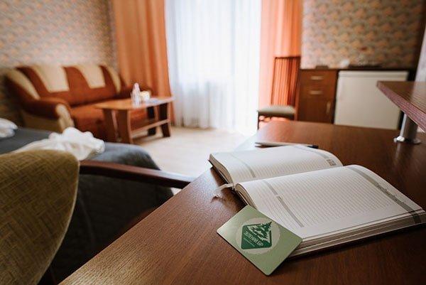 Санаторій «Зелений Бір» Східниця  Стандарт Плюс Фото №2