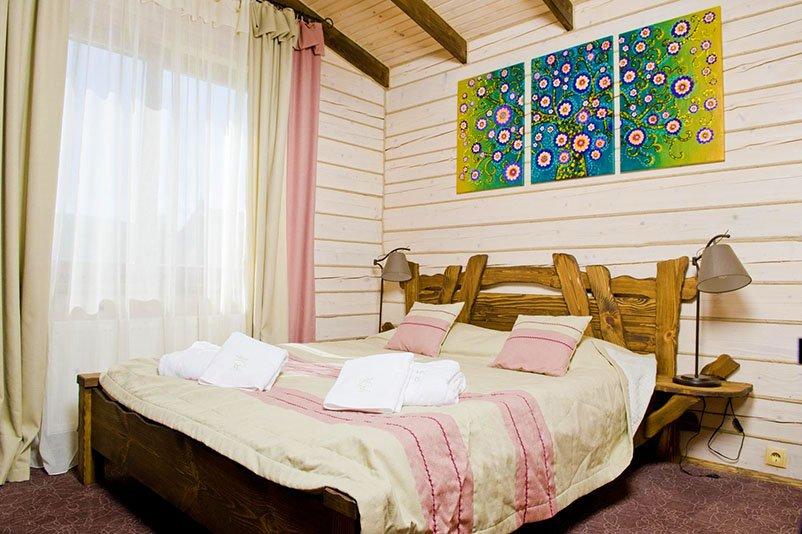 Санаторий «Таор-Карпаты» Сходница  Маленький семейный дом Фото №1