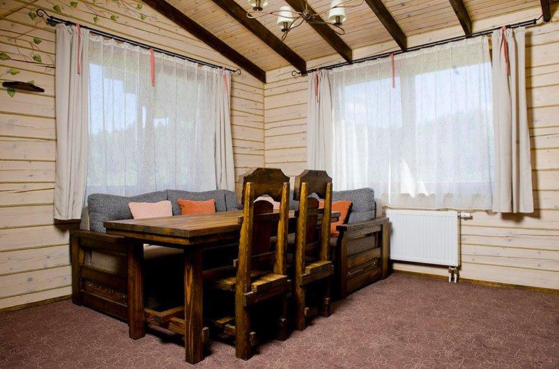 Санаторій «Таор Карпати» Східниця  Маленький сімейний будинок Фото №4
