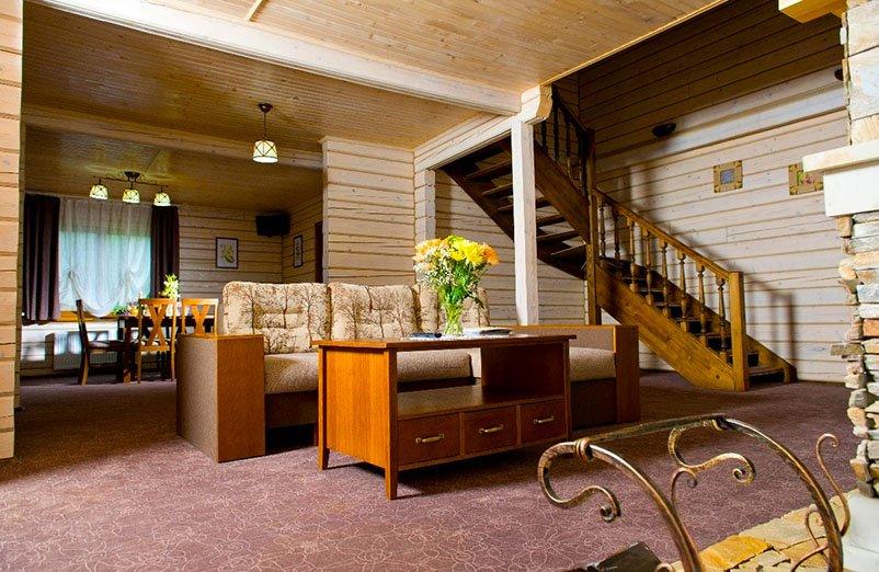 Санаторій «Таор Карпати» Східниця  Великий сімейний будинок Фото №6