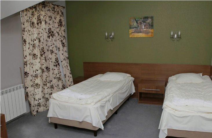 Санаторій «Санта Марія» Східниця  Двокімнатний номер Люкс Фото №2