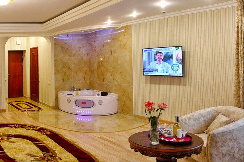 Отель «ДиАнна» Сходница Полулюкс Superior Фото №6