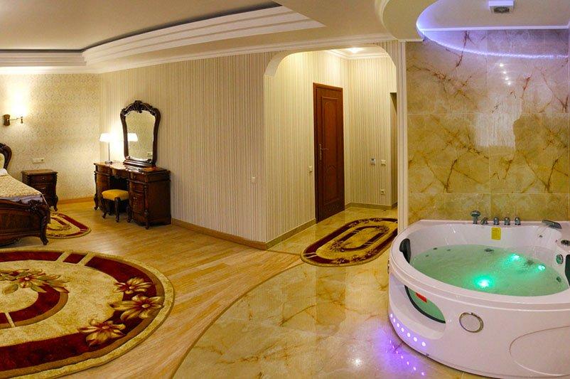 Отель «ДиАнна» Сходница Полулюкс Superior Фото №2
