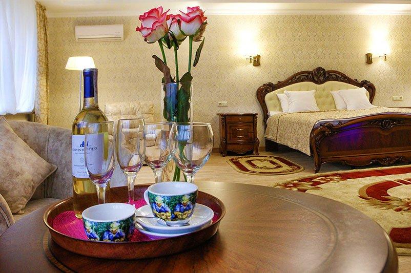 Отель «ДиАнна» Сходница Полулюкс Superior Фото №7